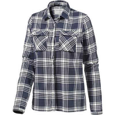 Craghoppers Carolina Funktionsbluse Damen night blue check