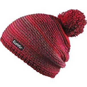 Eisbär Mütze Kunita Pompon Bommelmütze rot