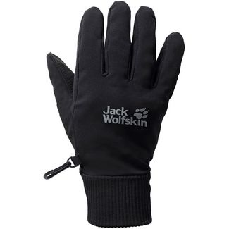 Jack Wolfskin STORMLOCK SUPERSONIC XT GLOVE Outdoorhandschuhe black