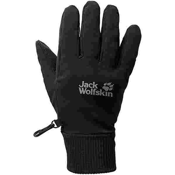 Jack Wolfskin STORMLOCK SUPERSONIC XT Fingerhandschuhe black