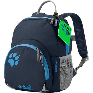 Jack Wolfskin Rucksack BUTTERCUP Daypack Kinder night blue