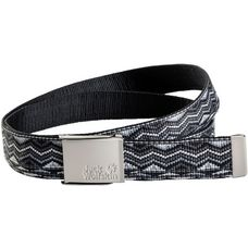Jack Wolfskin PICURIS BELT Gürtel black