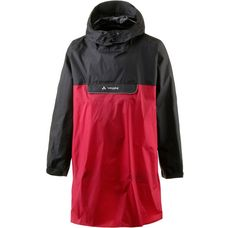 VAUDE Valero Poncho indian red