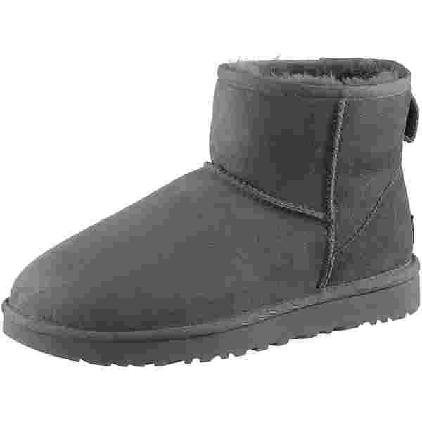 Ugg Classic Mini II Stiefel Damen grey