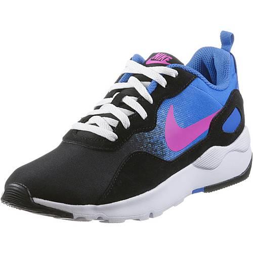 Nike WMNS LD RUNNER Sneaker Damen lila/schwarz