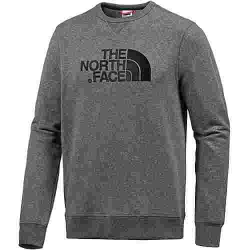 The North Face Drew Peak Crew Sweatshirt Herren TNF Medium grey heather