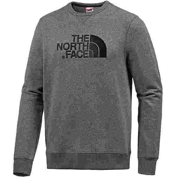The North Face Drew Peak Crew Sweatshirt Herren tnf medium grey heather