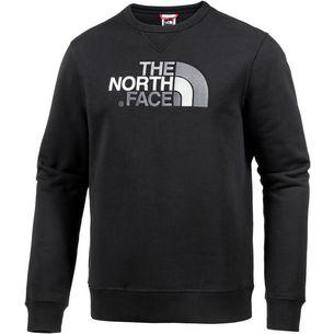 The North Face Drew Peak Crew Sweatshirt Herren TNF Black