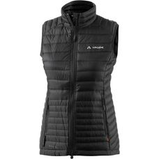 VAUDE Kabru Light Daunenweste Damen black