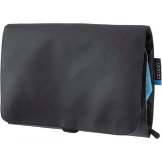 COCOON Toiletry Kit Minimalist Kulturbeutel grey-black-blue