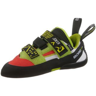 BOREAL Joker Plus Kletterschuhe Damen limegreen/orange