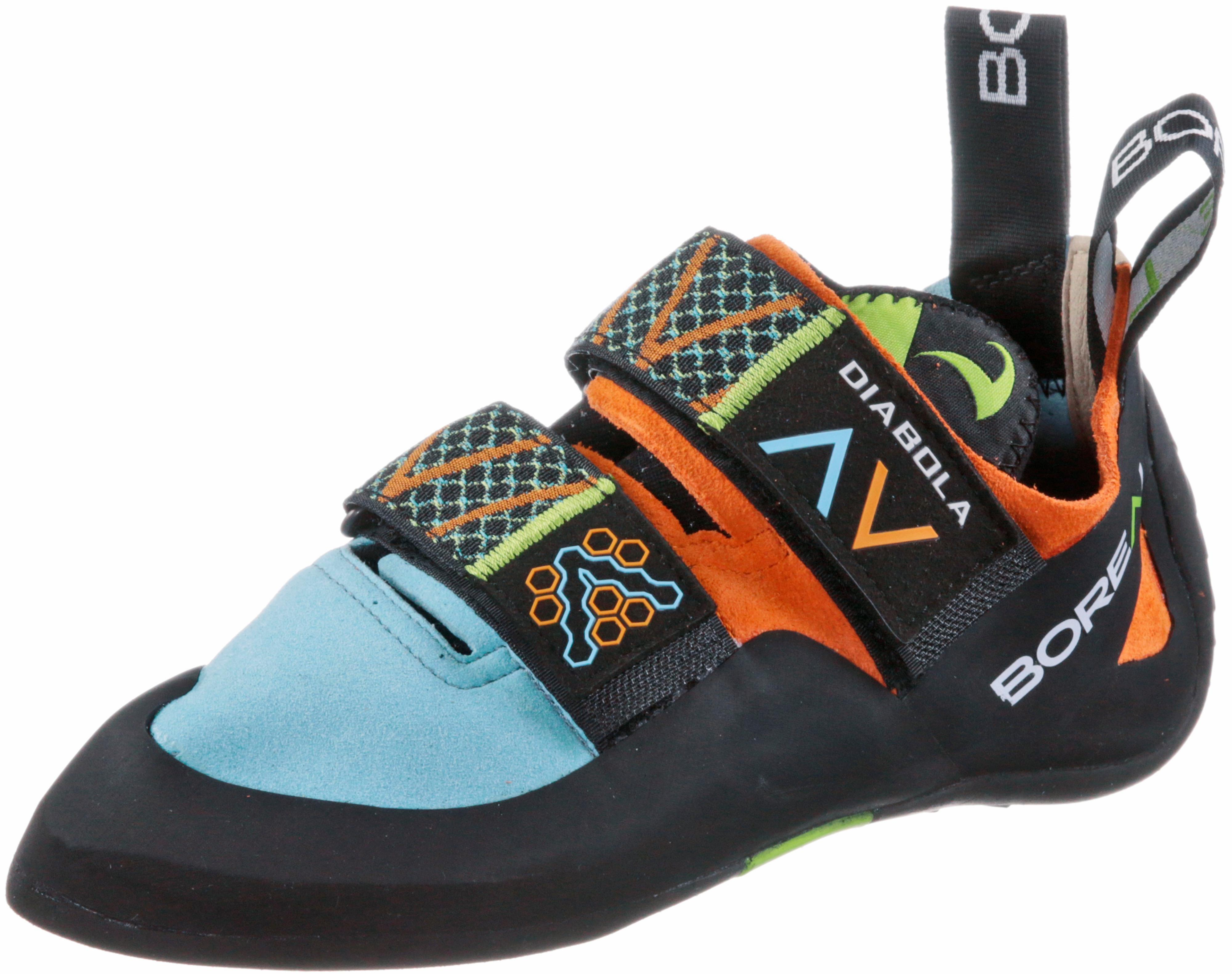 BOREAL Diabola Kletterschuhe Damen im hellblau Orange im Damen Online Shop von SportScheck kaufen Gute Qualität beliebte Schuhe 5da961