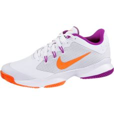 Nike Air ZoomUltra Clay Tennisschuhe Damen grau/orange