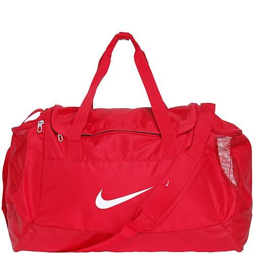 Nike Club Team Swoosh Large Sporttasche rot / weiß
