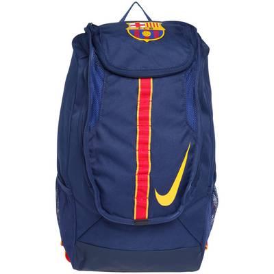 Nike FC Barcelona Allegiance Shield Compact Daypack dunkelblau / rot