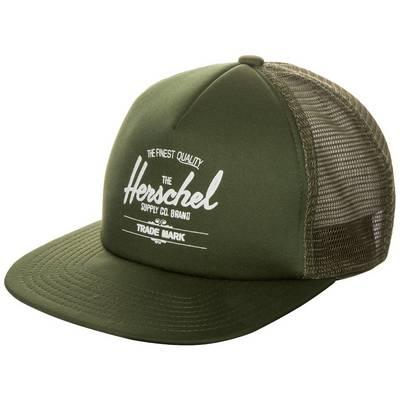 Herschel Whaler Mesh Cap grün