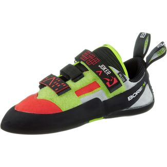 BOREAL Joker Plus Kletterschuhe limegreen/orange