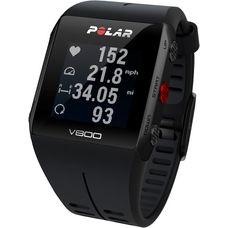 Polar V800 HR Sportuhr black
