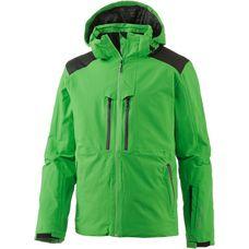 White Season Skijacke Herren grün