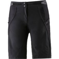 Deputy Sheriff Black Sweety Bike Shorts Damen schwarz