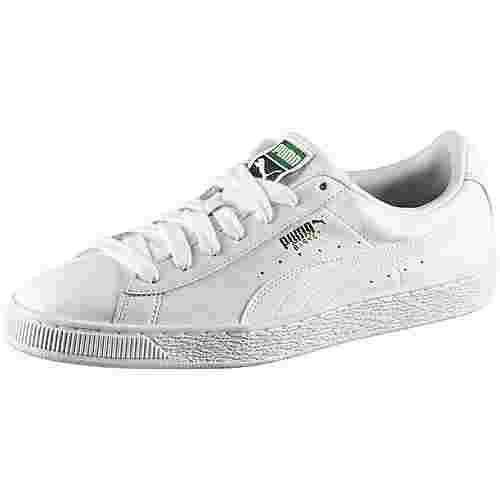PUMA Basket Classic LFS Sneaker white-white
