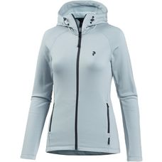 Peak Performance Waitara Funktionsjacke Damen dustier blue