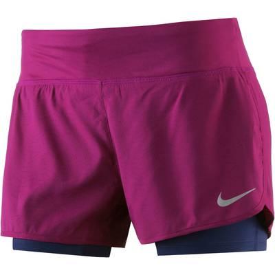 Nike Laufshorts Damen beere