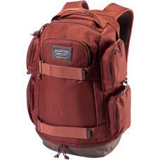 Burton Distortion Pack Daypack fired brick twill