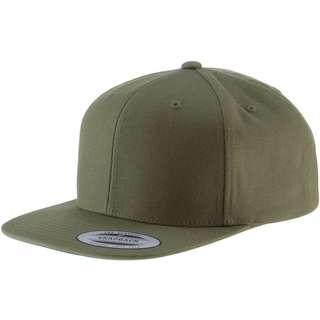 Flexfit Classic Snapback Cap oliv