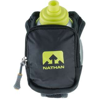 NATHAN Quik Shot Plus Trinkflasche schwarz