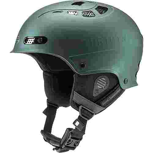 Sweet Protection Igniter Skihelm matte racing green metallic