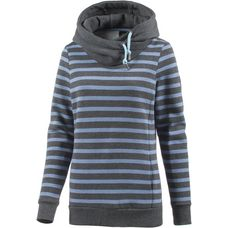WLD CUDDLE ATTACK Hoodie Damen BLUE ANTHRA