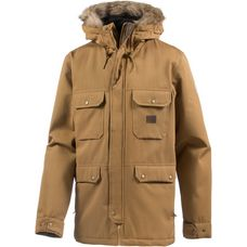Billabong OLCA JACKET Parka Herren TOBACCO