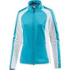 White Season Fleecejacke Damen blau