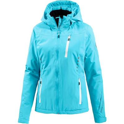 White Season Skijacke Damen blau