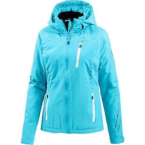 White Season Skijacke Damen blau