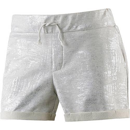 Only Grace Shorts Damen grau/silber