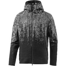 adidas ZNE PULSE KN HD Strickjacke Herren black