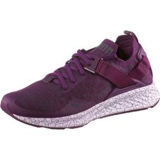 PUMA IGNITE evoKNIT Lo Hypernature Sneaker Damen Dark Purple-Periscope