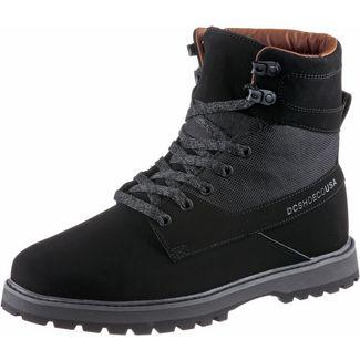 DC UNCAS Boots Herren BLACK/BLACK/DK GREY