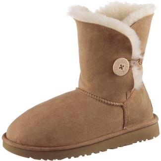Ugg Bailey Button II Stiefel Damen chestnut