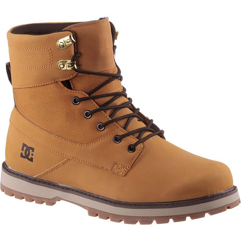 DC UNCAS Boots Herren WHEAT BLACK DK CHOCOLATE im Online Shop von ... bb118eac048