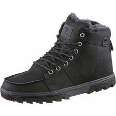 DC WOODLAND Boots Herren BLACK/BLACK/GREY