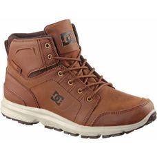 DC TORSTEIN Boots Herren BROWN/DK CHOCOLATE