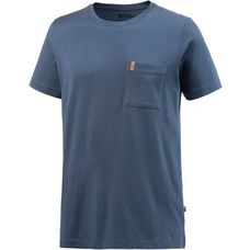 FJÄLLRÄVEN Övik Pocket Funktionsshirt Herren uncle blue