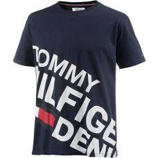 Tommy Hilfiger T-Shirt Herren BLACK IRIS