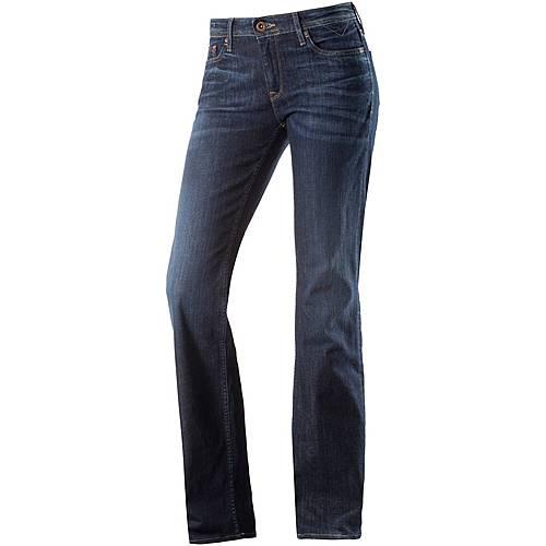 Tommy Hilfiger Sandy Bootcut Jeans Damen dark denim