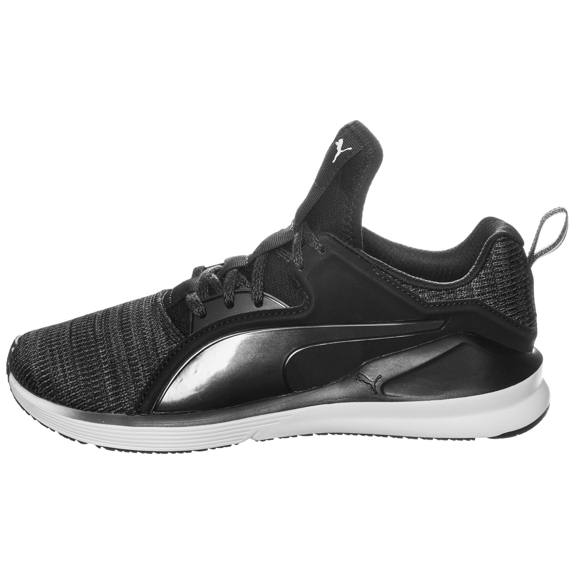 PUMA Fierce Lace Knit Knit Knit Fitnessschuhe Damen schwarz / grau im Online Shop von SportScheck kaufen Gute Qualität beliebte Schuhe d53782