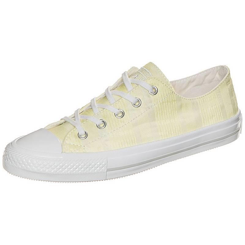 CONVERSEChuck Taylor All Star  SneakerDamen  gelb / weiß