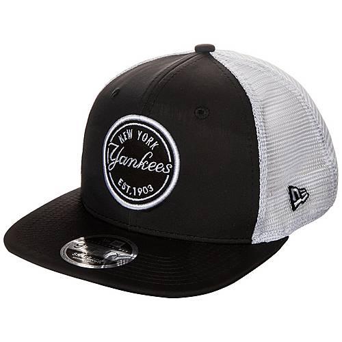 New Era 9FIFTY MLB New York Yankees Emblem 950 Cap schwarz / weiß